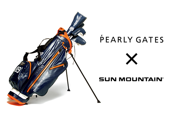 PEARLY GATES × SUN MOUNTAIN