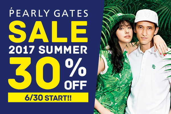 PEARLY GATES SUMMER SALE!!