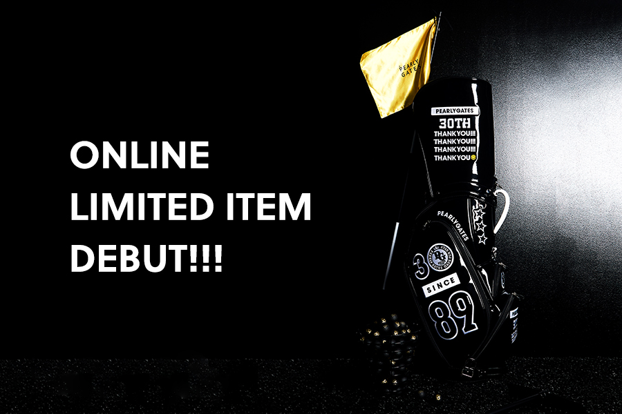 ONLINE LIMITED ITEM DEBUT!