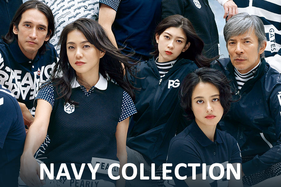 PEARLY GATES NAVY COLLECTION