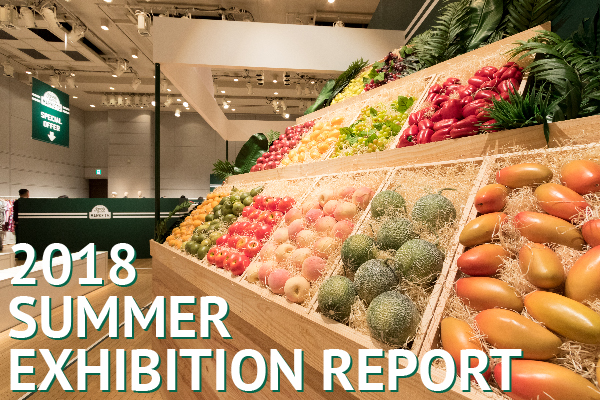 2018 SUMMER EXHIBITION REPORT
